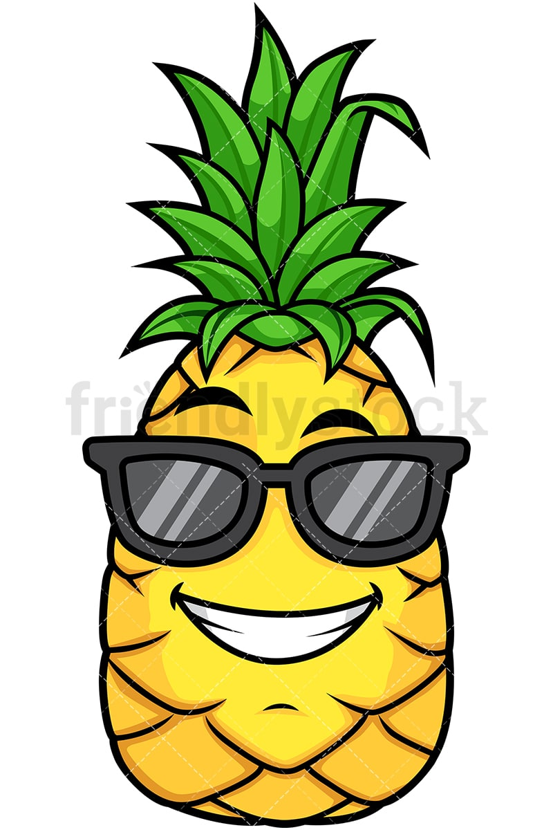 Image result for clipart pineapple