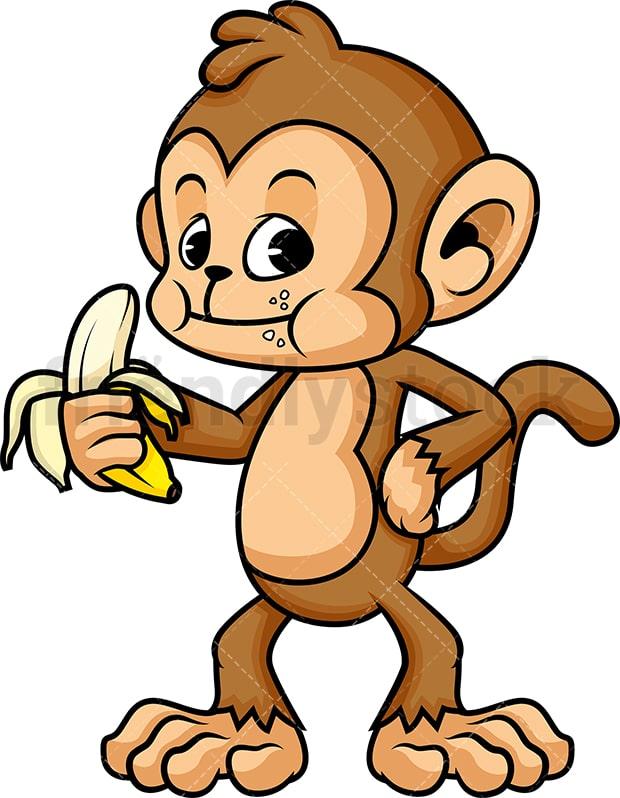 Cartoon Peeled Banana Clipart Banana Banaani Clip Art - Black And White  Icons Plane - Png Download (#1773235) - PinClipart