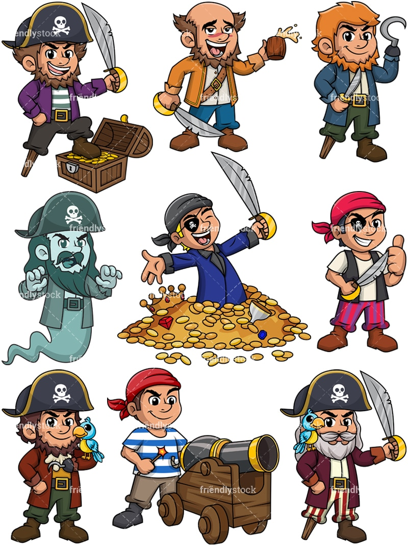 Pirates Collection #1