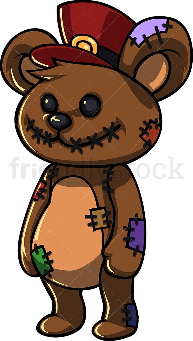 Photos of cartoon teddy bears