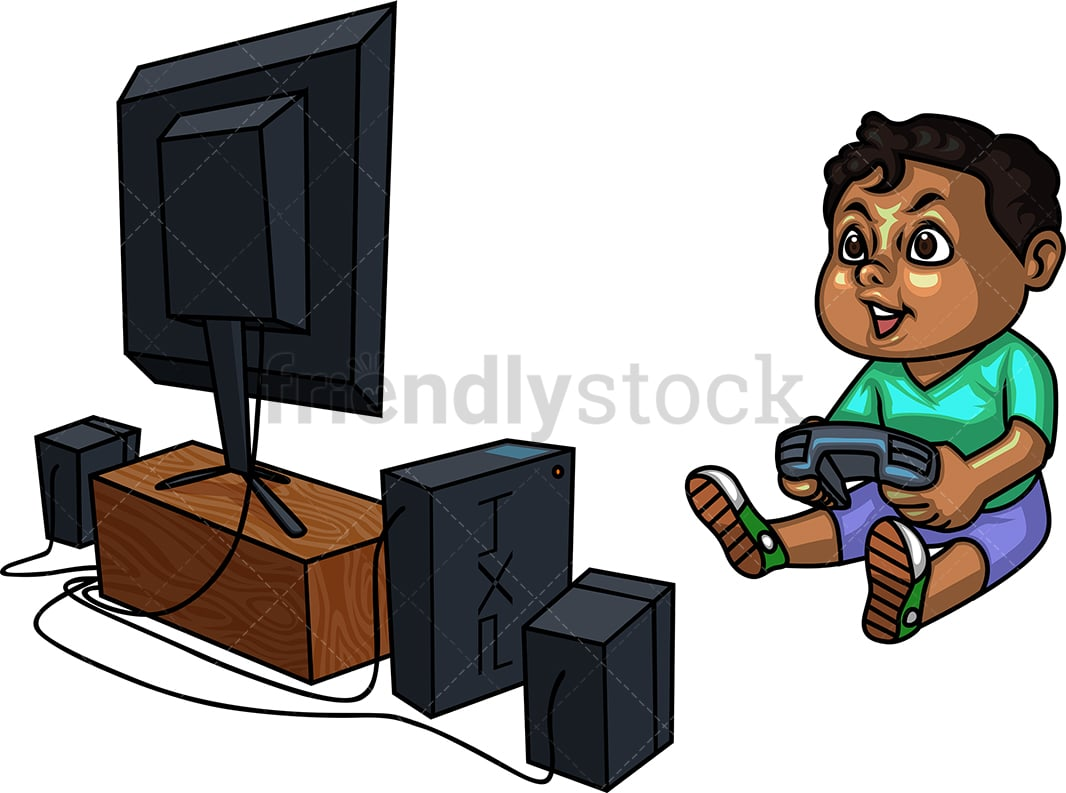 Black boy games