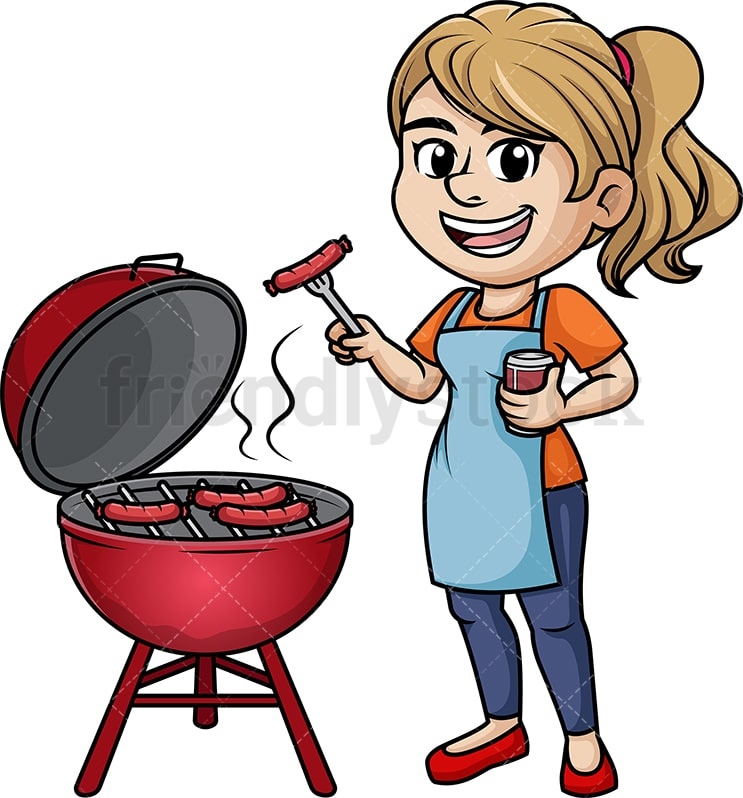 Free Clipart Female Cook | Free Images at Clker.com - vector clip art  online, royalty free & public domain