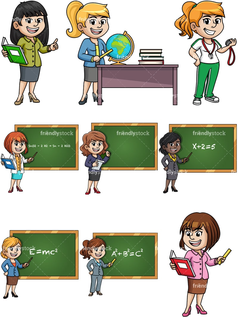 Free Teacher Clipart, Download Free Clip Art, Free Clip Art on Clipart  Library
