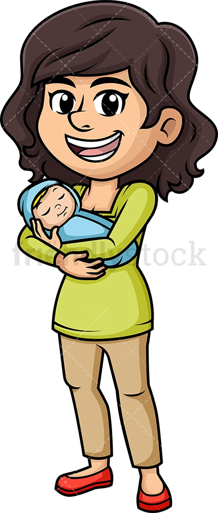 28+ Mother And Baby Cartoon Photo Images