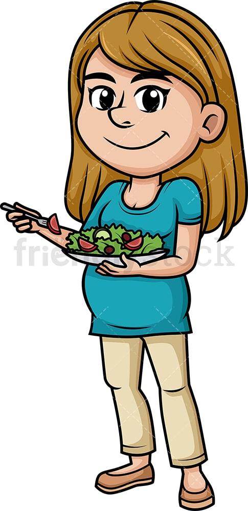 Healthy Food Clipart Eating Transparent Png - Eating Healthy Foods Clipart,  Png Download , Transparent Png Image - PNGitem