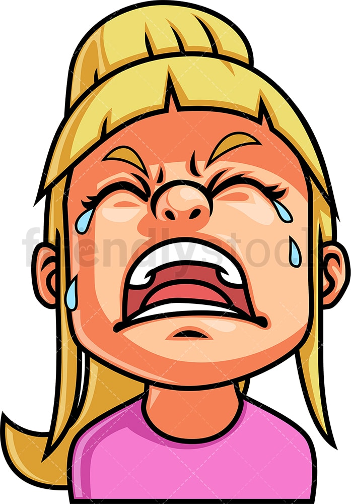 The Crying Boy Face With Tears Of Joy Emoji Computer - Boy Cry Clipart Png  Transparent Png (#303499) - PinClipart