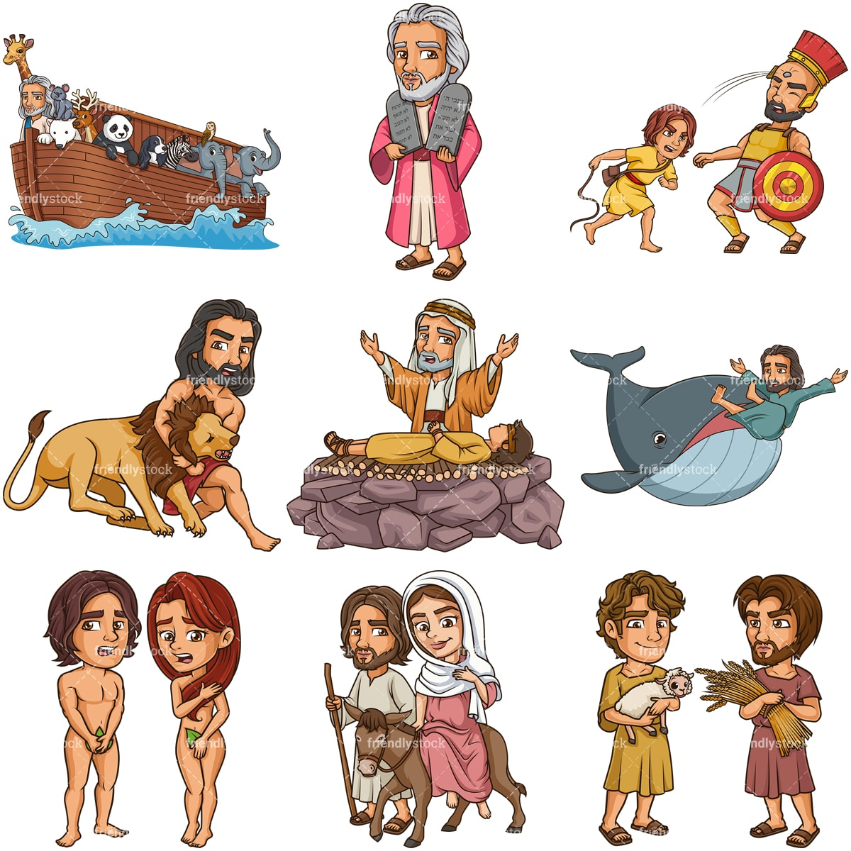bible characters pictures biblical figures collection