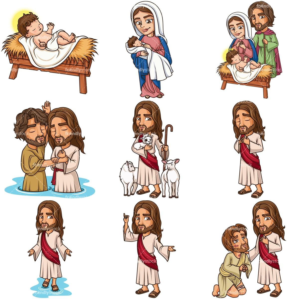 Christ Clip Art