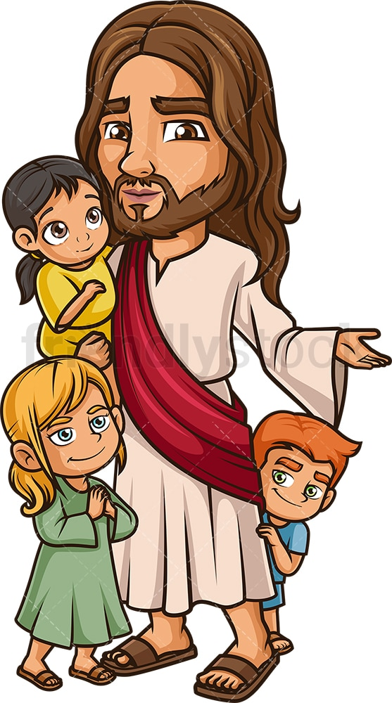 Teaching of Jesus about little children Christian, child transparent  background PNG clipart   HiClipart