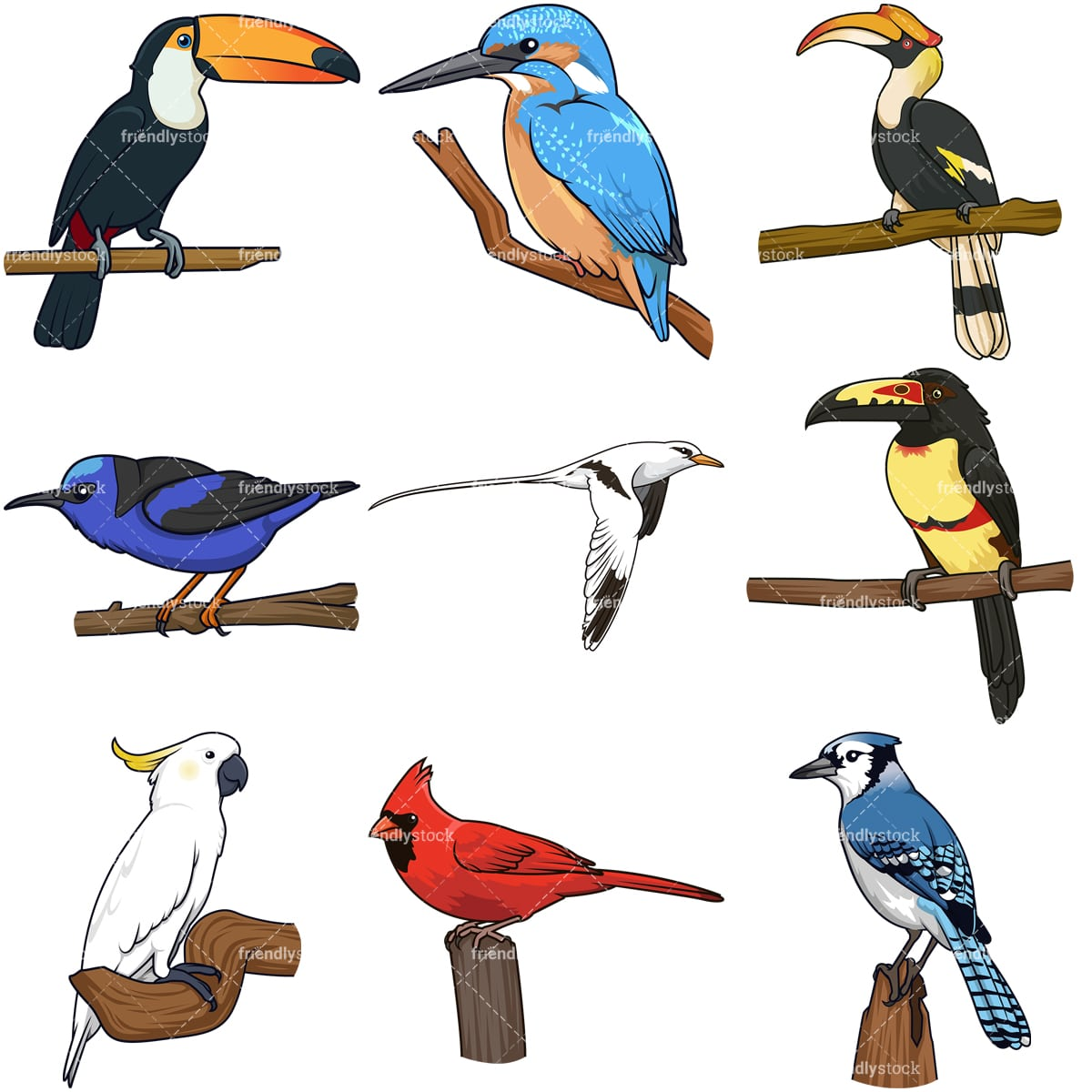 Bird Clipart Images, Stock Photos & Vectors | Shutterstock