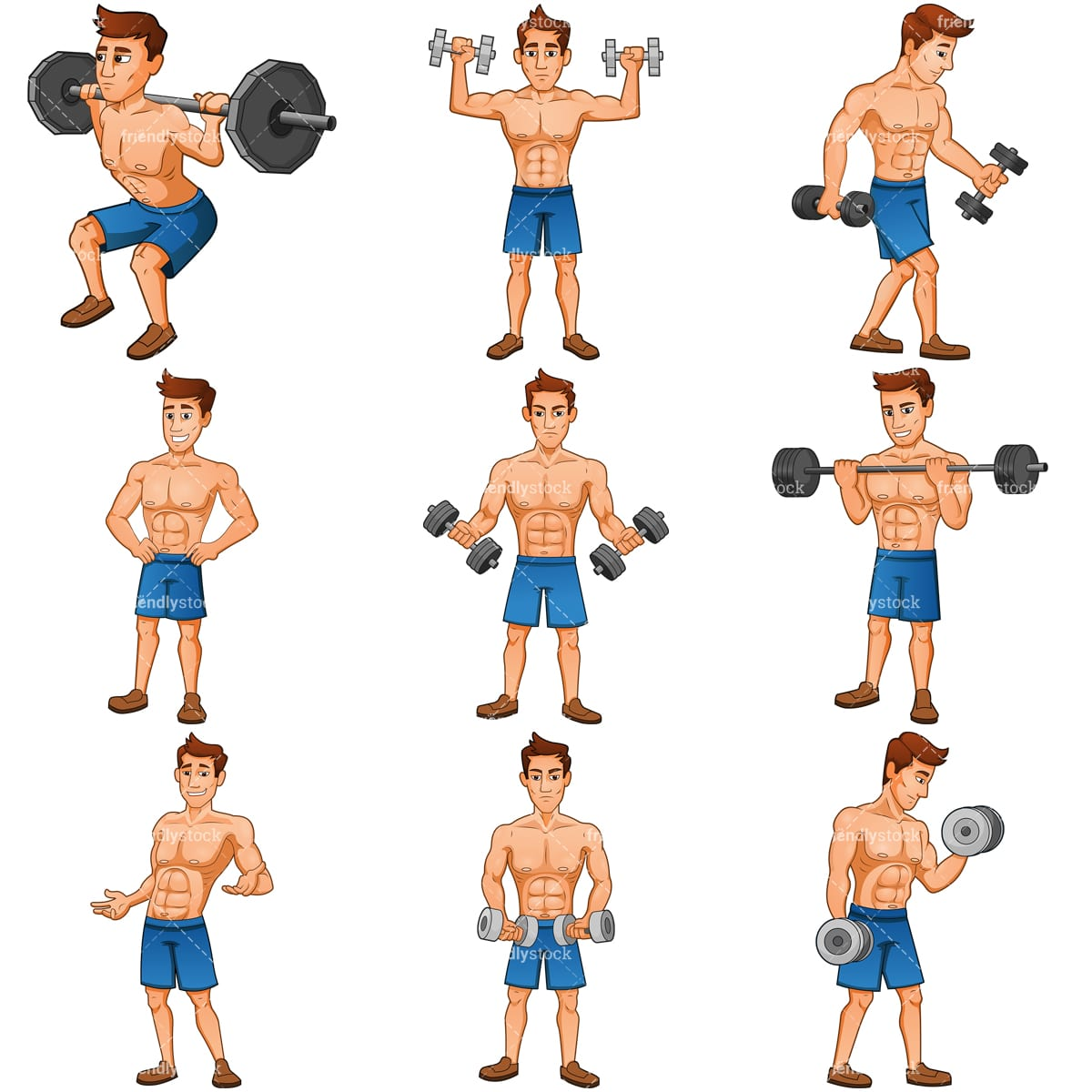Muscle Man Cartoon Character Collection Friendlystock 294 likes · 4 talking about this. muscle man cartoon character collection friendlystock